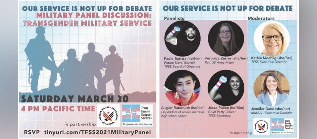 Transgender Military Discussion Online Free