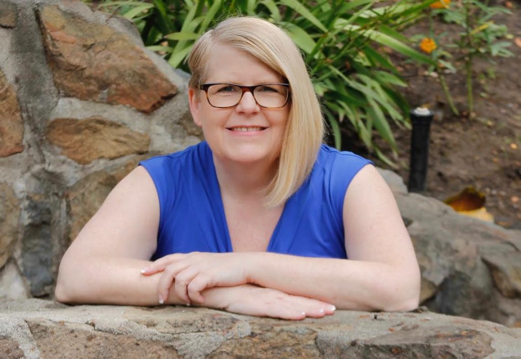 Headshot of Kathie Moehlig, Executive Director for TransFamily Support Services