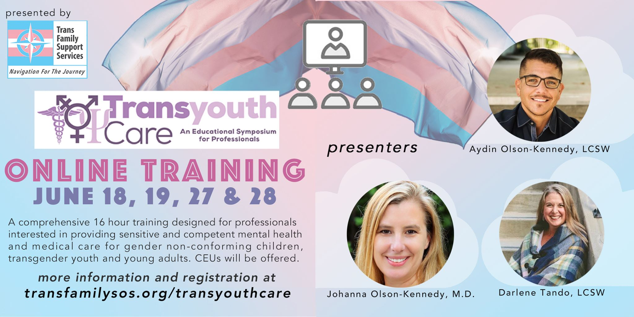 trans youth training